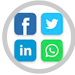 Social Media Website Icon